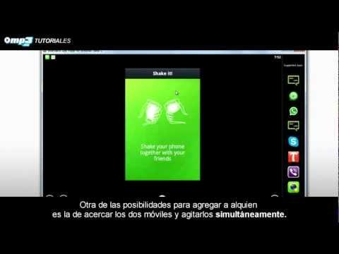 Cómo registrarse y utilizar Line en PC con BlueStacks - Tutorial - Mp3.es