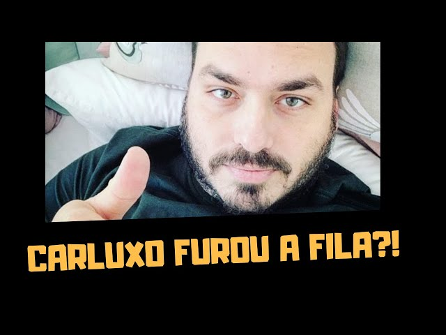 CARLOS BOLSONARO FOI VACINADO?!!!