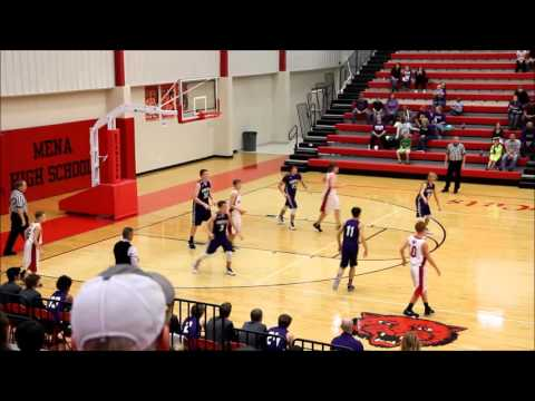 2015 Union Bank Jr High Tournament Championship Game