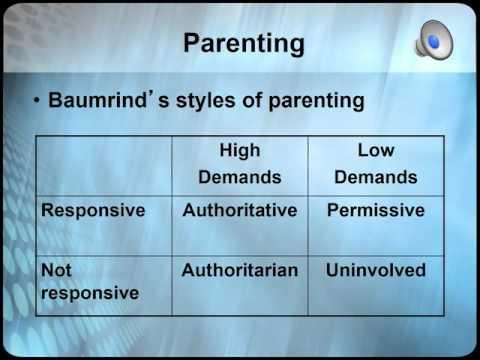 Preschool Social Development, Part 2