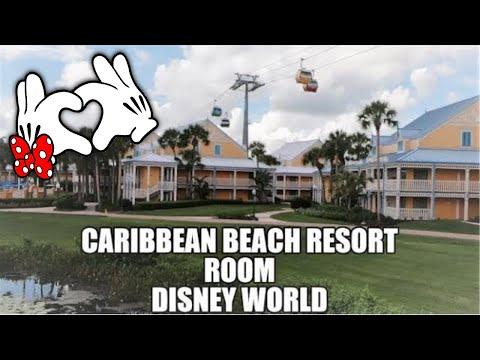 Caribbean Beach Resort Room At Disney World