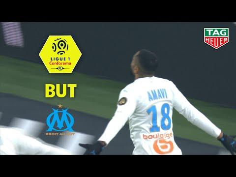 But Jordan AMAVI (48') / Olympique De Marseille - Girondins De Bordeaux (3-1)  (OM-GdB)/ 2019-20