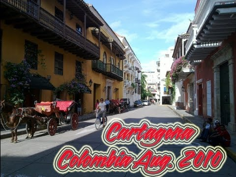 Our trip to Cartagena, Colombia - music video style!