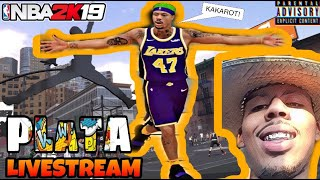 10X GRIND ep39 DENNIS RODMAN JR REBOUNDING RIM-PROTECTOR |NBA 2K19|