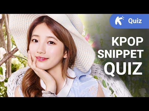 KPOP QUIZ: Snippet Game