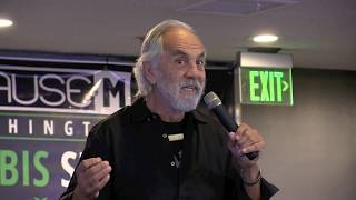 "Tommy Chong ""Medicine for the Brain""  ThcTv"