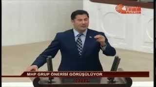 MHP Iğdır Milletvekili Dr. Sinan OĞAN'ın Meclisteki Mükemmel Savunması
