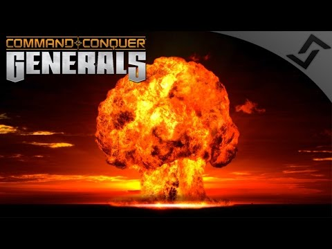 Nuclear Chinese Finale - Command & Conquer: Generals - China Campaign 7