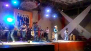 QUEBRADITA EN EL MAR CON K-DENCIA MUSICAL DE TEQUILA,VER.