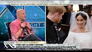 Îmbrăcămintea mirilor de la nunta regală, analizată de Adina Buzatu și Stephan Pelger