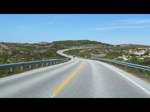 Norway: The Atlantic Ocean Tunnel •Atlanterhavstunnelen
