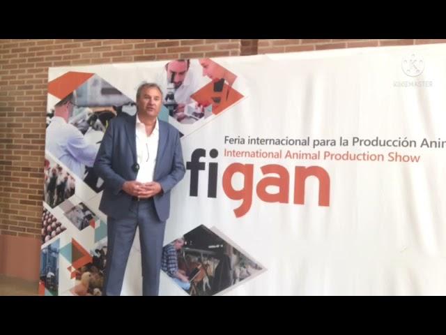 Bezoek Internationale veehouderijbeurs FIGAN 2021, Zaragoza foto de portada