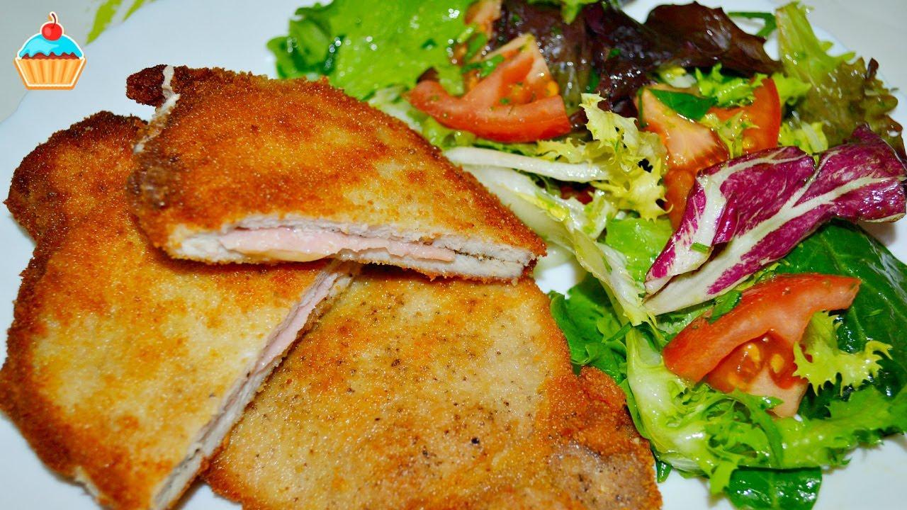 Мясо с начинкой по-испански - Librito de lomo!