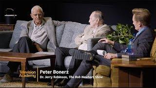The Rise of the Cerebral Comedy: Bob and Conan Tease Peter Bonerz