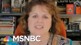 'It's Just A Total Mess.': HHS Botches Takeover Of Covid-19 Data | Rachel Maddow | MSNBC