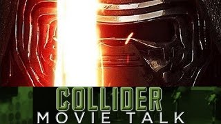 Collider Movie Talk - Kylo Ren Poster, First Alice Through The Looking Glass Trailer