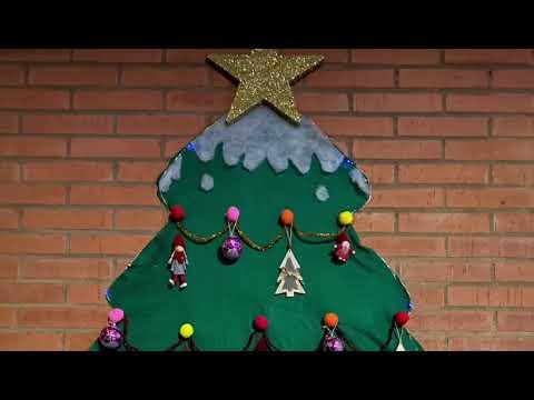Decoración de Navidad en León