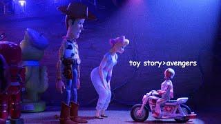 Gelmiş Geçmiş EN İYİ Seri: Toy Story 4