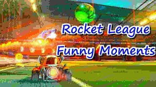 "Rocket League - ""Funny Moments"" (Ep 1 With Zazzles)"