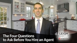 chicago real estate agent ask an agent these questions first
