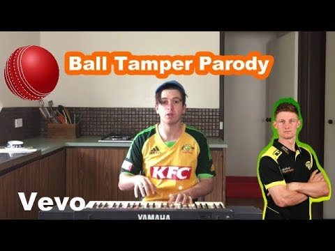 AUSTRALIAN CRICKET TEAM PARODY - BALL TAMPER Ooh Na Na