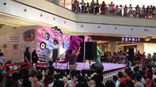 Barney and Friends Live Show at City Square Mall in Singapore! (Part 2)