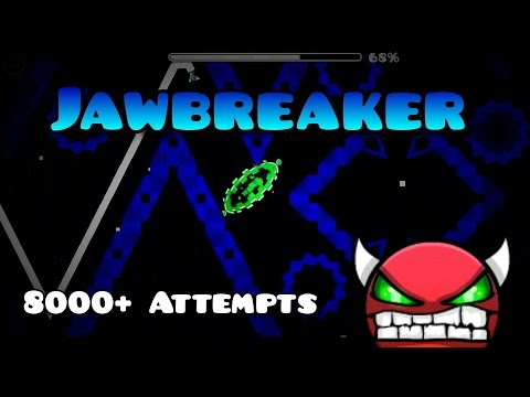 Geometry Dash (Demon) - Jawbreaker (100%) By: ZenthicAlpha