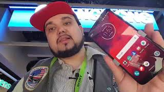 MOTO Z3 Hands On First Look Review Of Specs @CES2019