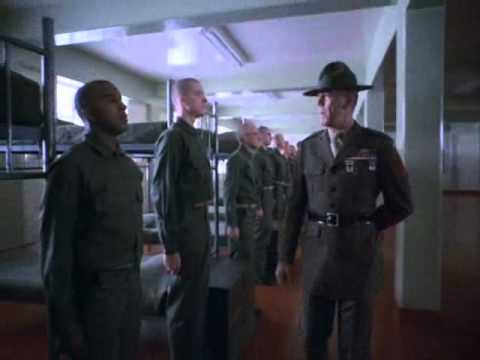Full Metal Jacket Monologue