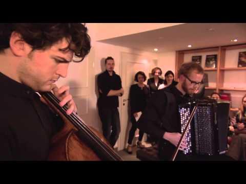 Geheimnisvoller Bach ... in der Intendanten-Suite - Konzerthaus Berlin
