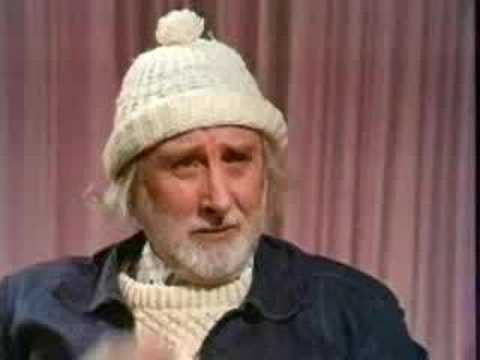 Spike Milligan interviewed by Russel Harty 1974