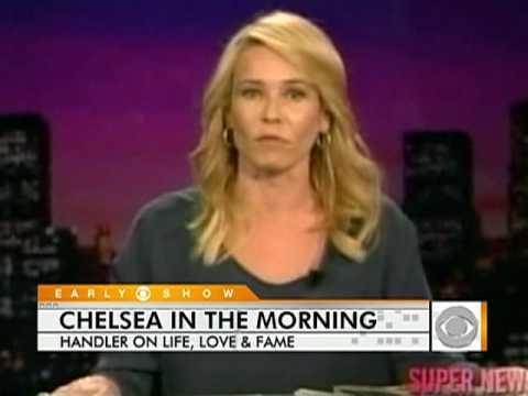 Chelsea Handler on Life, Sex Tape