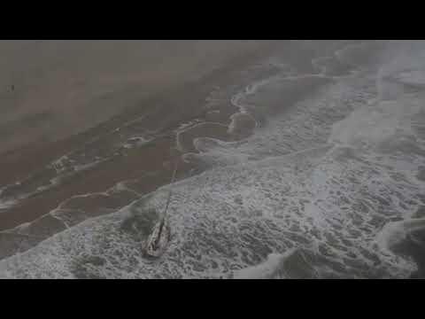 Sailor abandons boat in Sea Isle