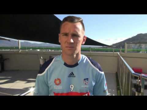 Smeltz Set To Make Sydney FC Debut
