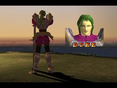 Battle Arena Toshinden 2 - Duke Full Battle playthrough
