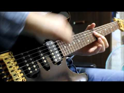 [Guitar Play Through] K ON! - Fuwa Fuwa Time Guitar Arrange cover