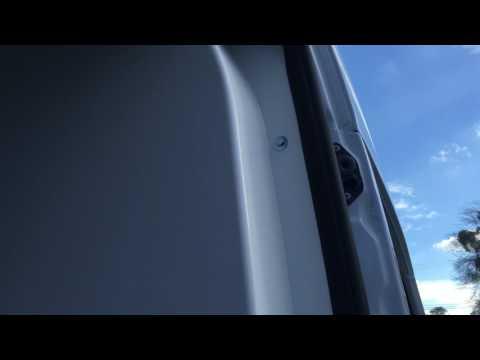 Sprinter van bulkhead
