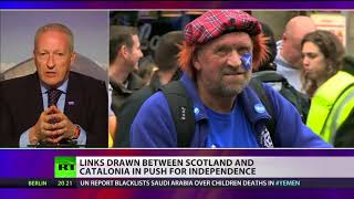 """Business for Scotland: """"Brexit is British nationalism"""""""