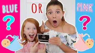 WE TOOK THE TEST - PREDICTING OUR BABY'S GENDER!