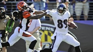 Steve Smith throws down Adam 'Pacman' Jones to score TD (Week 1, 2014)