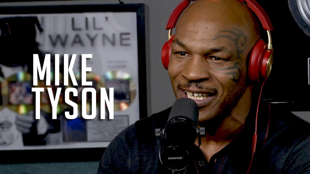 Mike Tyson Interview On Ebro In The Morning: Getting Sonned By Michael Jackson, Respects Khloe Kardashian, Hating On Sisqo & More