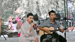 Tasha Manshahar feat. RJ- Terima kasih cinta cover by MIH