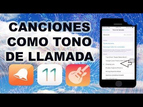 Poner Canciones como Tono de Llamada en tu iPhone iOS 11 Sin Jailbreak / Sin PC