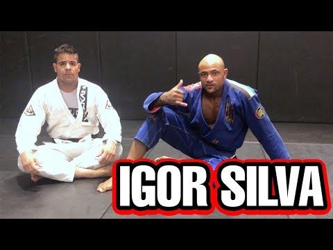 O triângulo que o adversário nāo espera part Igor Silva