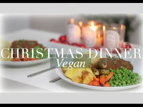 Christmas Dinner: Lentil & Mushroom Loaf (Vegan/Plant-based) | JessBeautician