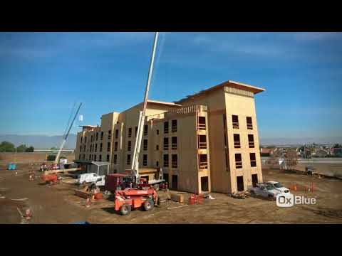 Marriott Towneplace Suites At Chino Hills Timelapse