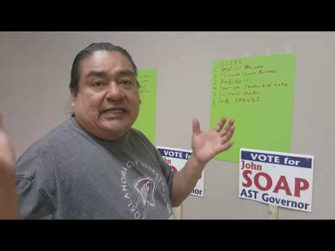 Absentee Shawnee Tribe Concerns And Ideas