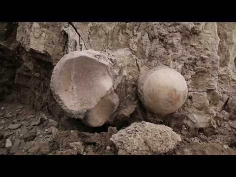 墨西哥首发现两大型1.5万年前人造陷阱 内藏逾800块长毛象骨