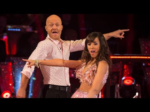 Jake Wood & Janette Manrara Cha Cha to 'Boogie Shoes'- Strictly Come Dancing: 2014 - BBC One