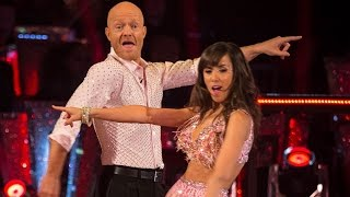 Jake Wood & Janette Manrara Cha Cha to